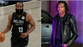James Harden Stopped And Frisked By Police As Rapper Lil Baby Arrested On Weed Charge In Paris Day After Viral Video