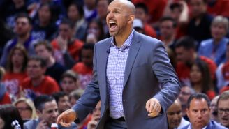 Jason Kidd Once Made The Bucks Run Sprints At Practice Because One Player Had An Android, Which Messed Up The Team's Group Chat