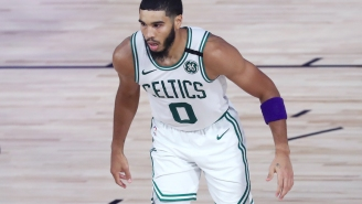 Jayson Tatum Explains How Kobe Bryant Would Mentally Push Him To Become A Superstar