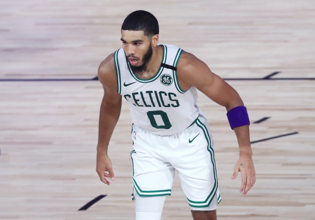 Boston Celtics star Jayson Tatum reveals ways Kobe Bryant would mentally push him to become a superstar in the league
