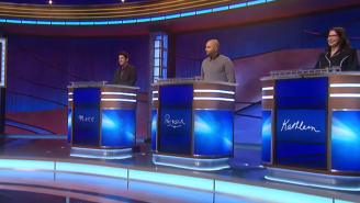 'Jeopardy!' Contestant Sets New Record For Lowest Score Ever On LeVar Burton's First Day