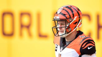 ESPN Analyst Already Thinks The Bengals Should Regret Drafting Joe Burrow, Which Is Certainly A Take