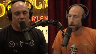 Joe Rogan And Comedian Ari Shaffir Discuss Tripping Balls On Ayahuasca