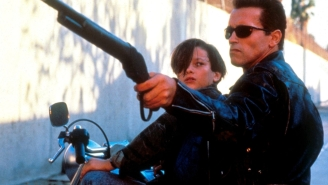 James Cameron Came Up With The John Connor Character Whilst High On Ecstasy