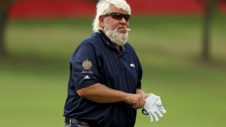 John Daly Once Had A Stroke At Pat Perez's House Only To Leave The Hospital 6 Hours Later And Start Drinking Again