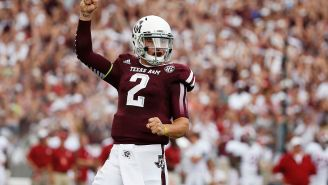 Johnny Manziel Shares Advice To College Athletes Looking To Make Bank On NIL