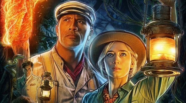 JUNGLE CRUISE review