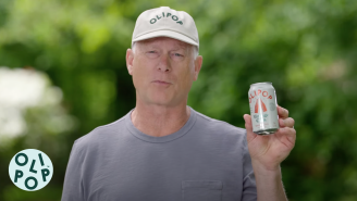 Kenny Mayne's Partnership With Olipop Vintage Soda Is As Authentic As Celebrity Endorsements Get