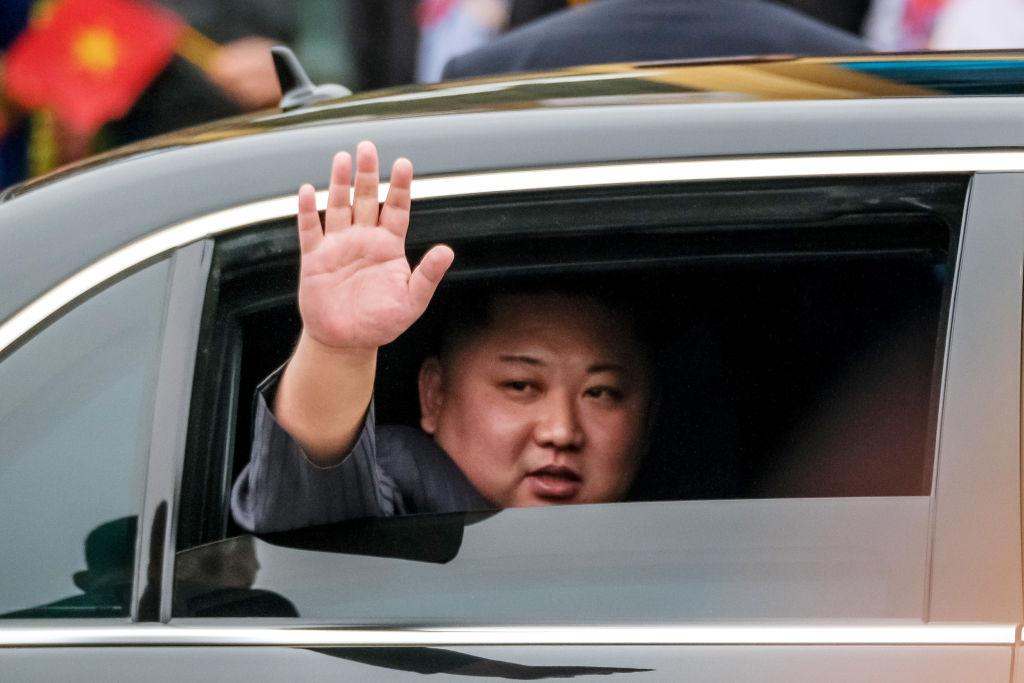 Kim Jong Un waterslide yacht