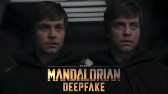 Lucasfilm Has Hired The Deepfaker Who Made A Better Luke Skywalker Than They Did