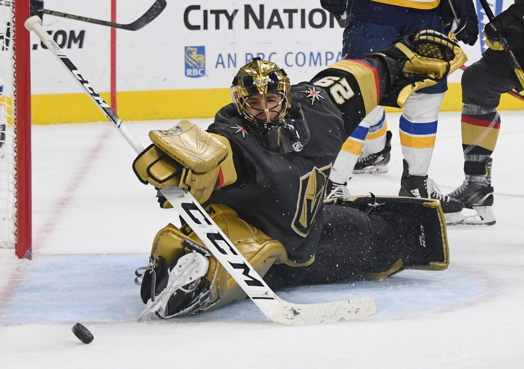 Marc-Andre Fleury found out he was traded via Twitter