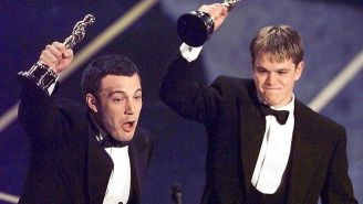 Matt Damon Says He And Ben Affleck Will Be Getting Back To Their Collaborative Roots