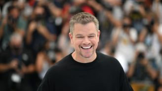 Matt Damon's Daughter Only Likes His Bad Movies