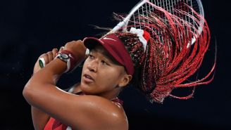 Naomi Osaka Loses In Third Round Of Olympics, Says Pressure Was 'A Bit Much' After Deciding To Talk With The Media