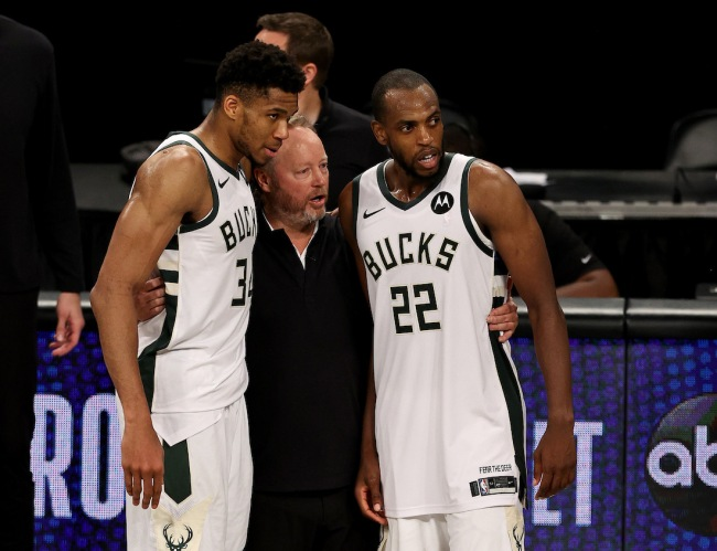 ESPN's Kendrick Perkins makes bold claim that the Milwaukee Bucks are the 'dumbest team' in NBA Finals history