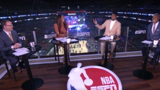 Jalen Rose Awkwardly Urges ESPN To Give Maria Taylor A Raise On Live TV After It Was Reported She Turned Down $5 Million/Year Contract
