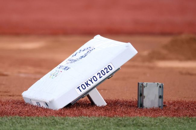olympic baseball pitchers baseball mit car