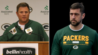 Packers GM Brian Gutekunst Responds To Aaron Rodgers Publicly Blasting Team For Ignoring His Suggestions On Free Agent Signings