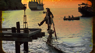 The Introduction Of Jack Sparrow In 'Pirates of the Caribbean' Is A Perfect Piece Of Filmmaking