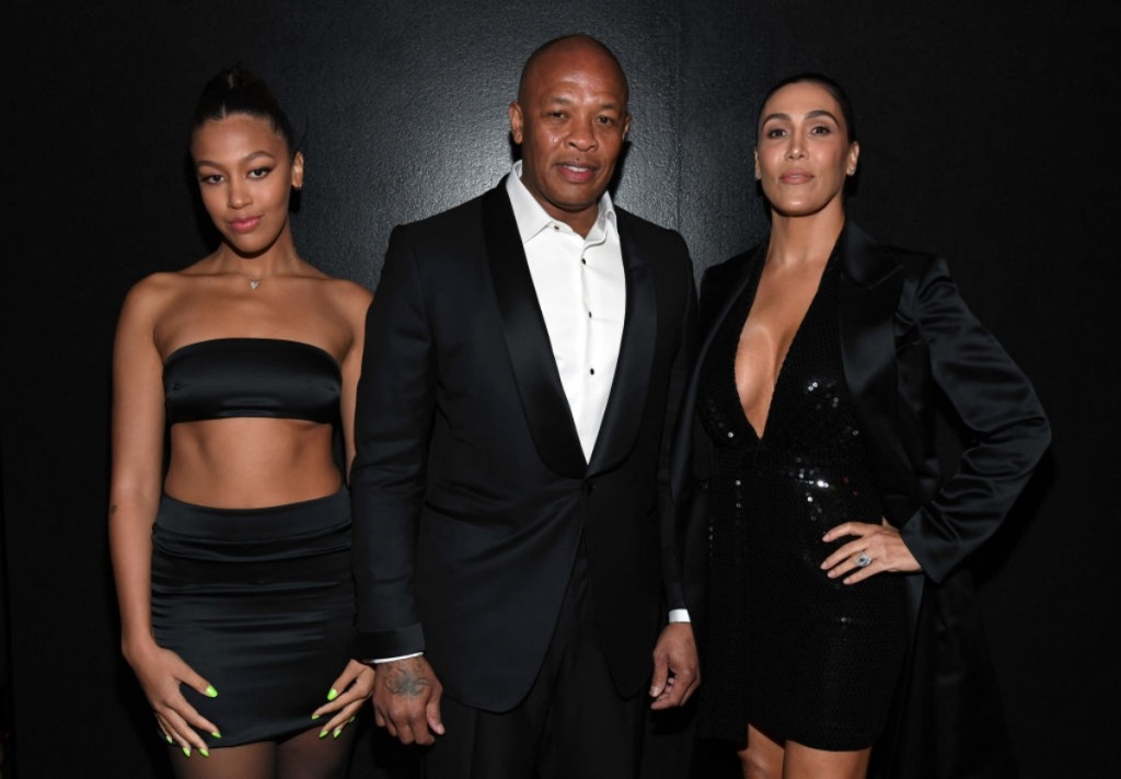Dr Dre. and Ex Nicole Young memes reactions to $300K month payments
