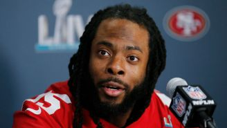 Richard Sherman Reportedly Denied Bail After Arrested For 'Burglary Domestic Violence'