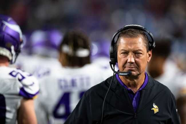 vikings assistant refuses vaccine fired