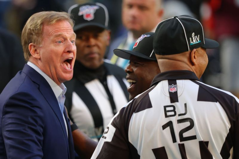 NFL Fans Blast Roger Goodell After His Latest Comments About The New Taunting Rules