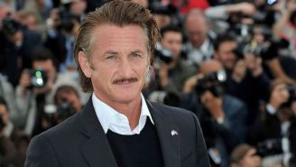 Sean Penn Is Refusing To Return To Work Unless Every Single Crew Member Gets Vaxxed