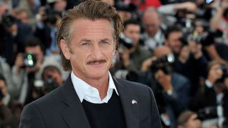 Sean Penn On Political Correctness In Hollywood: 'Can Only Danish Princes Play Hamlet?'