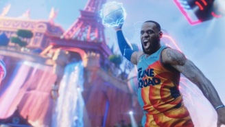 Even The Relatively Positive Reviews For LeBron's 'Space Jam' Reek Of Desperation