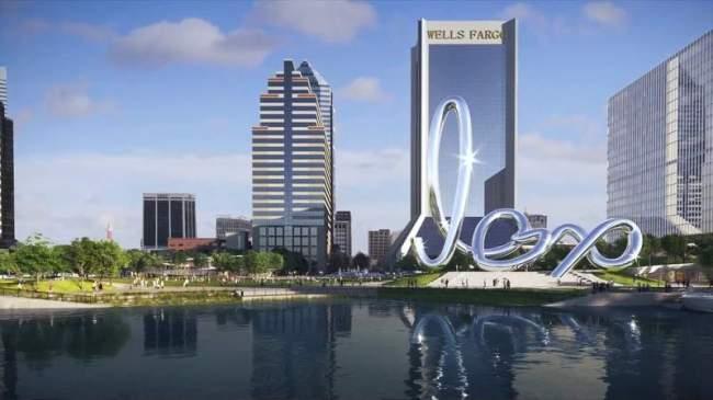 Jacksonville Landing redevelopment design