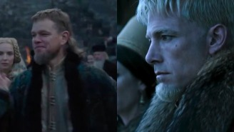 Internet Reacts To Matt Damon And Ben Affleck's Absurd Haircuts In Trailer For 'The Last Duel', Which They Also Wrote