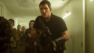 The Reviews For Chris Pratt's 'The Tomorrow War', Which Hits Amazon Prime Today, Are In
