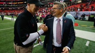 All Hail Thomas Dimitroff, Who's Producing A BTS TV Show Detailing What It's Like To Be An NFL GM