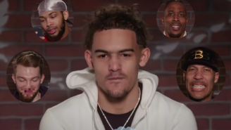 Trae Young's Hair Gets Flamed In NBA Edition Of Kimmel's 'Mean Tweets'