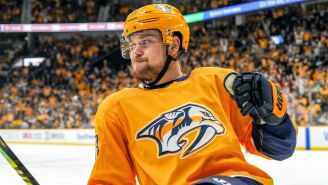 Nashville Trades Viktor Arvidsson To Kings And Some Predators Are Pissed About The Move