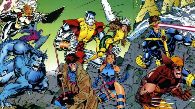 x men comics