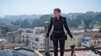 Let's Talk About The 'Black Widow' Post-Credit Scene