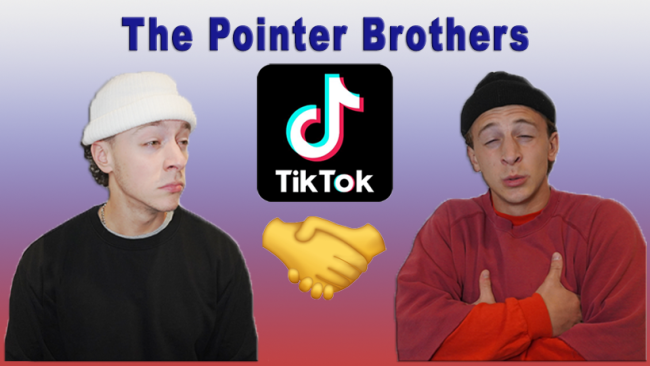 The Pointer Brothers TikTok Handshake
