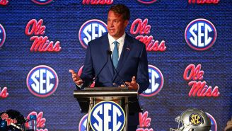 Lane Kiffin Wants Kanye West To Release His DONDA Album Before September 6th, When Ole Miss Plays In Atlanta
