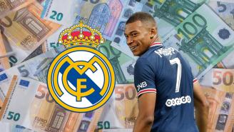 Paris Saint-Germain Reportedly Turned Down A LOT Of Money For Kylian Mbappé