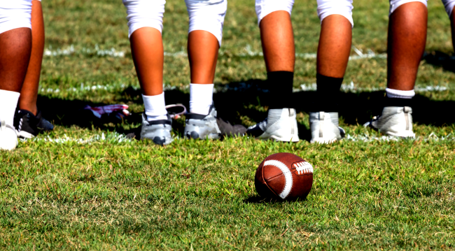 6-4 300 Lb 13-Year-Old Football Player Jaquarius Green Has D-I Offer