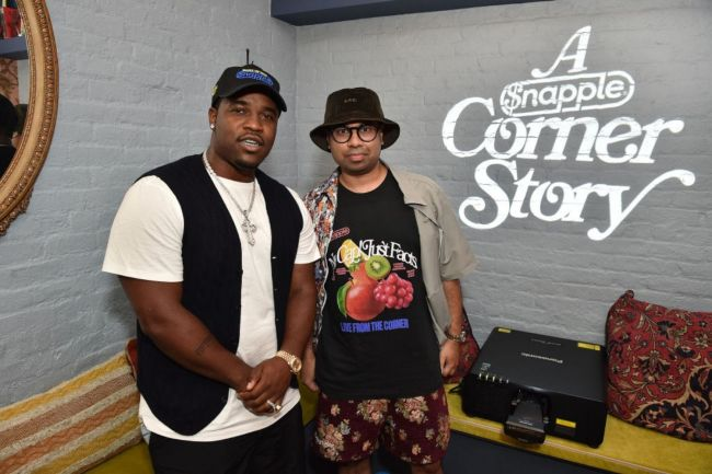 A Snapple Corner Story Watch Party