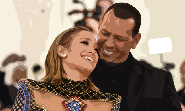 Alex Rodriguez Mocked For Posing With Car He Gave To Jennifer Lopez