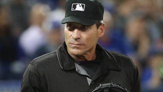 It Pains Us To Report Angel Hernandez Actually Did A Cool Thing After A Kid Got Drilled By A Home Run At A Yankees Game