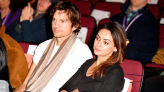 Ashton Kutcher And Mila Kunis Make Video Mocking The Celebrity Bathing Debate They Started