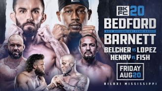 BKFC 20 Live Stream – How to Watch Exclusively on BARE KNUCKLE TV