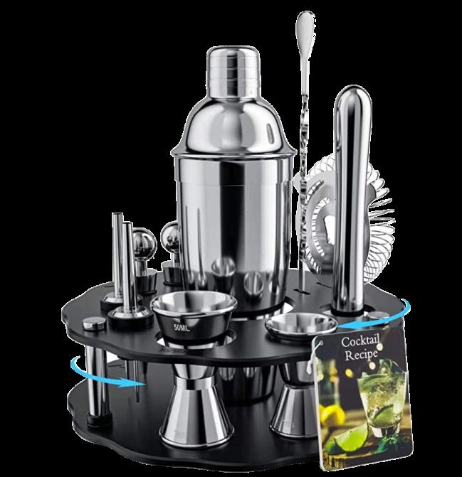 Bokhot 14 Piece Cocktail Shaker Set