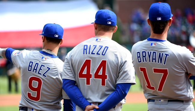Cubs President Goes On Rant Blames Bryant Rizzo Baez For Trades