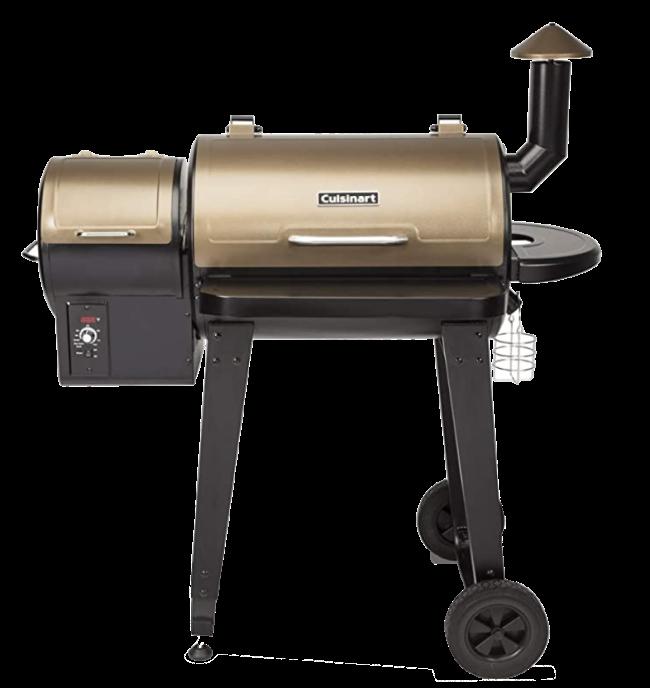 Cuisinart Wood BBQ Grill & Pellet Smoker